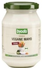 Vegansk mayo på glas