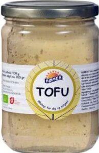 Vegansk tofu